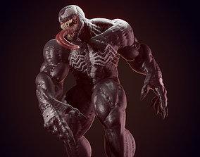 eddiebrock Venom 3D print model