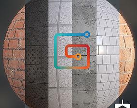 3D model Substance Material Pack