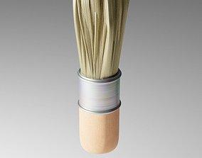 3D model Old Shaving Brush