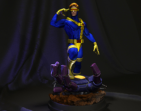 3D print model Cyclops X-Men