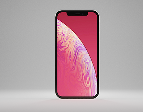 3D model animated Iphone 12 pro