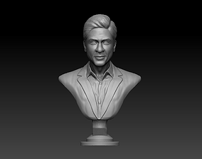 3D print model Shahrukh Khan Celebrity Actor