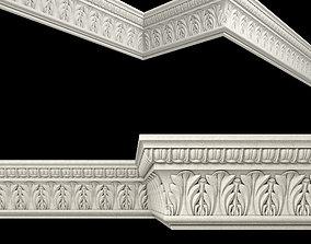 Decor molding 12 3D asset