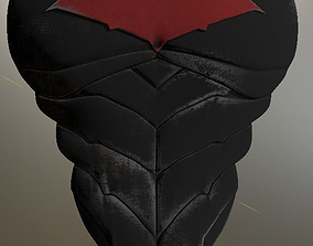 3D printable model Red Hood Chest Armor Batman