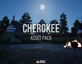 Cherokee - Asset Pack - Unreal Engine UE4 VR / AR ready