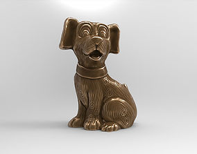 3D printable model Cheerful Puppy