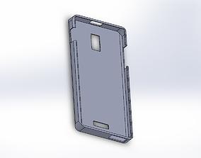 Alcatel phone stl model