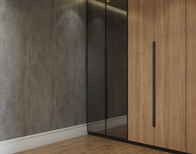 3D model Empty studio interior