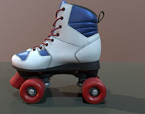 3D asset Roller Skate