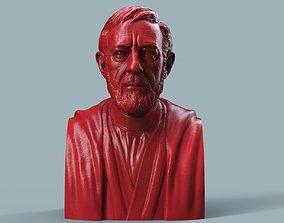3D printable model Obi- Wan Kenobi