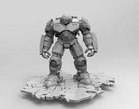 figurines Iron man hulkbuster for 3d printing