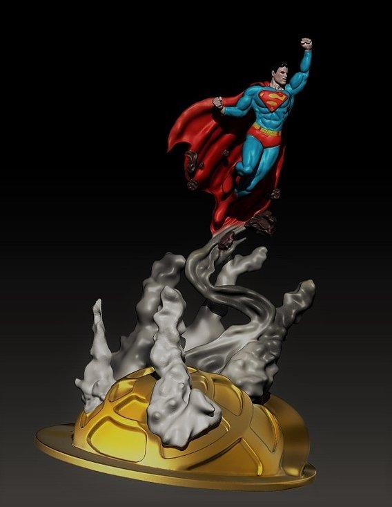 Superman fan made