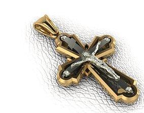 religion 3D printable model Krest-cross