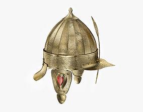 Ottoman Helmet 3D