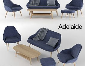 3D BoConcept Adelaide furniture collection