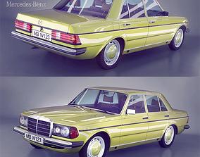 3D class Mercedes-benz w123