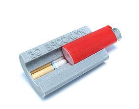 3D print model SMOKESNAP 7 Cigarette Holder