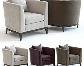 The Sofa and Chair Co - Linnell Armchair 3D