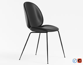 Gubi Beetle Chair 3D