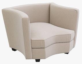 Eichholtz Giulietta armchair 3D