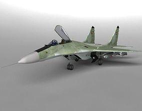3D MIG 29 fighter