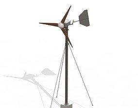 3D model Wind Turbine Project