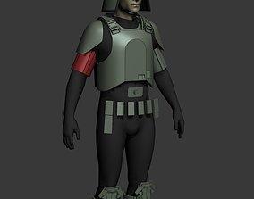 Mudtrooper Cosplay Armor 3D print model