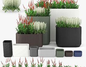 Urbilis Mod Planter X 3D