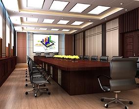 3D model Conference Room 07