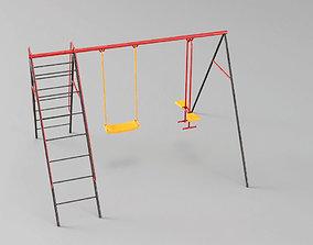 3D model Childrens Attraction Light