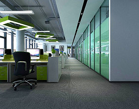 3D model Office meeting room reception hall 47