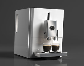 Jura A7 Coffee Maker 3D model