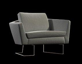 David Weeks sculpt chair 3D model