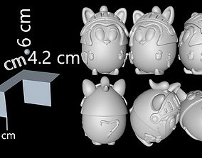 Mouse knight 3D Print model