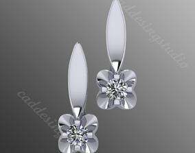 earrings dp3 3D print model