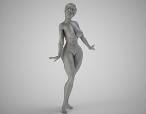 3D printable model Allure