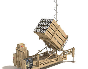 3D Iron Dome