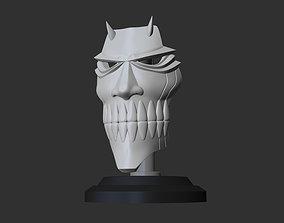 3D print model Love Aikawa - Hollow Mask - Visored