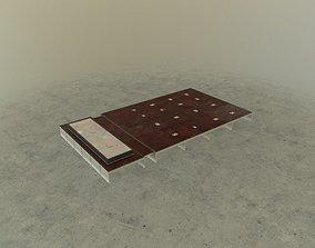 Hangar 10 3D asset