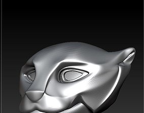 3D printable model pantera head