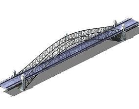 Future World - Sydney Bridge 3D model