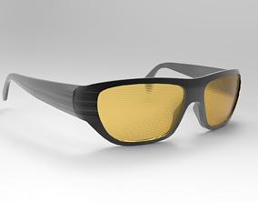 glasses 3D model sunglasses