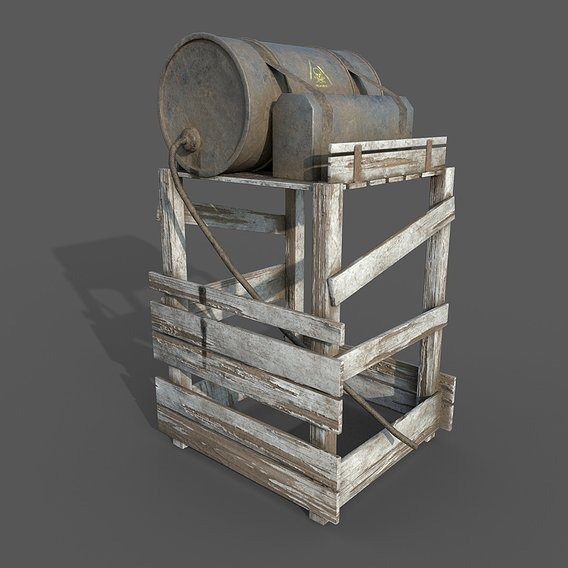 Lowpoly Game-Ready Asset Pack