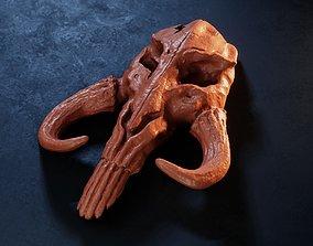 Mythosaur Skull - Inspired by The 3D printable model