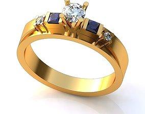 3D Ring BK032
