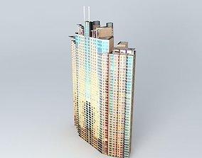 Shimao Riviera Garden Tower 2 3D model