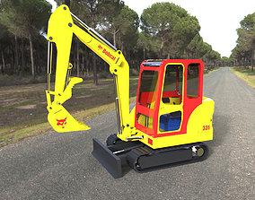 3D Bobcat 331