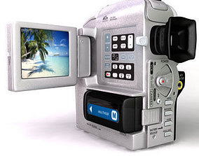 Sony Camcorder 3D