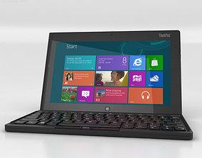 3D model Lenovo ThinkPad Tablet 2