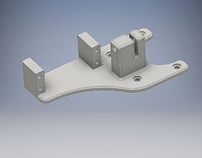 3D print model Payload Servo Release for Phantom Big Servo